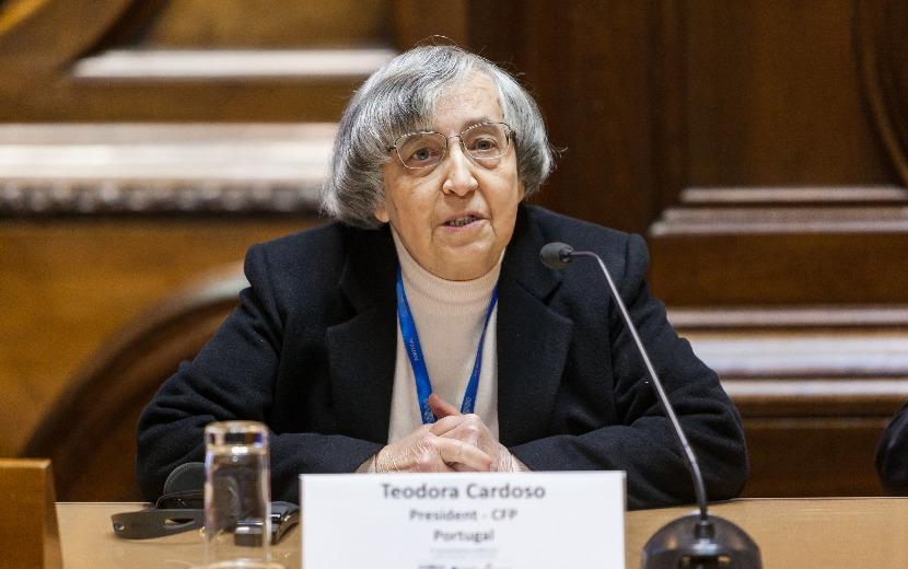 Teodora Cardoso fala em encontro anual da OCDE em Lisboa